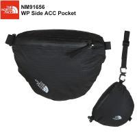 THE NORTH FACE(ノースフェイス) WP Side ACC Pocket(ダブルピーサイドアクセサリーポケット) NM91656 rakuzanso