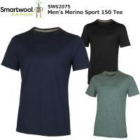 smartwool(スマートウール) M's メリノスポーツ150ティー SW62075 rakuzanso