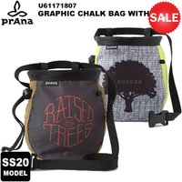 prAna(プラナ) Graphic Chalk Bag with Belt U61171807