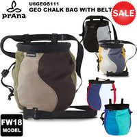 prAna(プラナ) Geo Chalk Bag with Belt U6GEOS111
