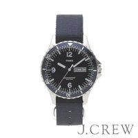 J.Crew/ジェイクルー : Timex for J.Crew Andros watchを取り扱い...