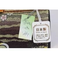 蓬左庵 DB-19 正絹 和装バッグ 礼装用 振袖用 帯地バッグ 一本手 ハンドバッグ 日本製