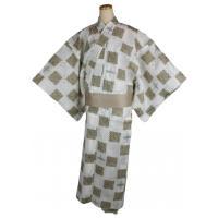 JUNKO KOSHINOブランドの男性用浴衣です。      ■サイズ ☆Мサイズ:適応身長155...
