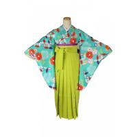 ※写真はイメージです。 ※着物、袴、おまかせ袴下帯の3点セットになります。 ※袴下帯は当社スタッフが...