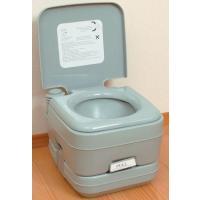 ※只今通常納期になります!  【送料無料】介護・アウトドア・非常用に便利な簡易トイレ ポータブル水洗...