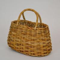 アラログカゴバッグ b ラタン かごバッグ アラログ バスケット