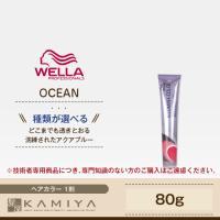 ウエラ プロフェッショナル イルミナ カラー 80g 1剤 OCEAN オーシャン|カラー剤 メール便対応4個まで あすつく対応