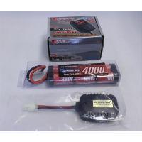 (5月末再入荷予定/予約)オリジナル/EPS-D/電動ラジコン用スタートパックD(AC急速充電器+4000バッテリー+放電器)