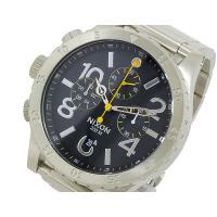 ニクソン NIXON 48-20 CHRONO 時計  サイズ 約H48.5×W48.5×D14mm...