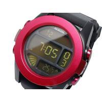 ニクソン NIXON ユニット UNIT デジタル メンズ デュアルタイム 腕時計 時計 ウォッチ ...