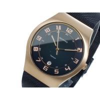 ベーリング BERING クオーツ メンズ 腕時計 北極の純粋でクールな美しさからインスピレーション...