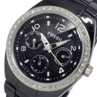 フォッシル FOSSIL ドレス Stones クオーツ クロノ 腕時計 アウトドア ファッション ...