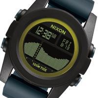 ニクソン NIXON ユニットタイド UNIT TIDE デジタル 腕時計 ファッション アウトドア...
