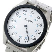 ニクソン NIXON ジェネシス Genesis クォーツ メンズ レディース ウォッチ 時計 ホワ...