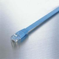 10/100/1000Mbps通信対応の厚さ約1.2mm極薄LANケーブル  [仕様]■寸法(長さ)...