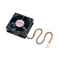 3pinタイプで、PCケースに取付けて熱暴走を防止。6cmタイプ。  [仕様]■定格容量:DC12V...