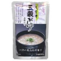 福井の禅寺に受け継がれた朝がゆを手軽に楽しめる、レトルトタイプのお粥。銘米コシヒカリに五穀をプラス。...