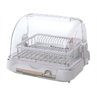 水切り底・樹脂かご・箸立てに銀イオンを練り込んだ食器乾燥機です。 メーカー:小泉成器 入り数:本体質...