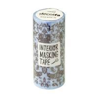 貼ってはがせて、お手軽に模様替えができる、デコレーションテープ(インテリアマスキングテープ)です。 ...