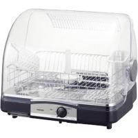 コンパクトに置けて、ハイパワー清潔乾燥の食器乾燥機です。 メーカー:東芝ライフスタイル