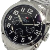 トミー ヒルフィガー TOMMY HILFIGER メンズ クオーツ 腕時計 世界中の若者達から高い...