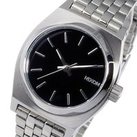 ニクソン NIXON スモール タイムテラー SMALL TIME TELLER BLACK 時計 ...
