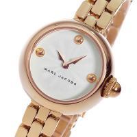 マーク ジェイコブス MARC JACOBS クオーツ レディース 腕時計 ウォッチ ホワイト マー...
