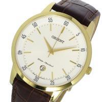 オリエント ORIENT クオーツ メンズ ウォッチ 時計 ホワイト 時計職人、吉田庄五郎が1901...
