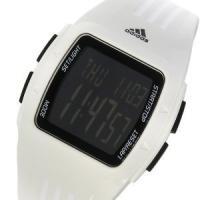 アディダス ADIDAS デュラモ DURAMO クオーツ メンズ レディース デジタル 腕時計 ウ...
