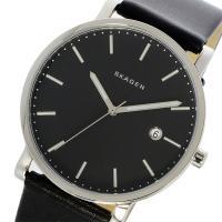 スカーゲン SKAGEN ハーゲン HAGEN クオーツ メンズ 腕時計 ウォッチ ブラック 200...