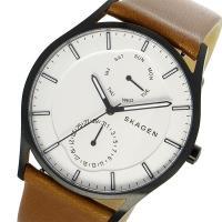 スカーゲン SKAGEN ホルスト HOLST クオーツ メンズ 腕時計 ウォッチ ホワイトシルバー...