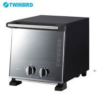 【商品説明】 キッチンを彩る。ミラーガラスオーブントースター スリムオーブントースターTS-D037...
