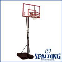 【タンクが大きめで安定感のある、作りと品質にこだわったバスケットゴール】  ●ハンドルで高さ調節でき...
