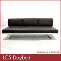 [商品名]ル・コルビジェ LC5 デイベッド Le Corbusier(代引き不可) PVC等の合成...