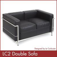 [商品名]ル・コルビジェ LC2 ダブルソファ Le Corbusier【10%OFF セール】(代...