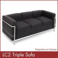 [商品名]ル・コルビジェ LC2 トリプルソファ Le Corbusier【10%OFF セール】(...