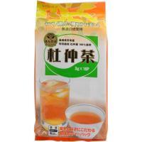 島根県安来産の特別栽培杜仲葉100%使用の杜仲茶です。 メーカー:はんのえ 入り数:内容量:3g×1...