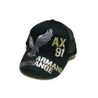 アルマーニ エクスチェンジ/armani exchange ロゴキャップ ax-k6ha953bk