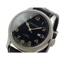 ハミルトン HAMILTON カーキ KHAKI 自動巻き 腕時計 HAMILTON(ハミルトン)は...