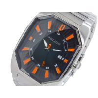 ポリス POLICE クオーツ メンズ 腕時計 【ポリス】ベッカムが着用するなどで話題となった。サン...