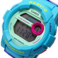 カシオ CASIO ベビージー Baby-G Gライド G-LIDE タイドグラフ ウォッチ カジュ...