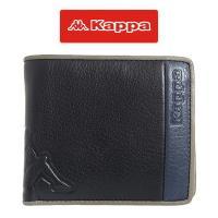 カッパ Kappa スポーツブランド 二つ折り 財布 ショートウォレット メンズ レディース ユニセ...
