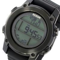 ニクソン NIXON ユニット ダイブ THE UNIT DIVE クオーツ メンズ 腕時計 A96...