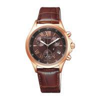 シチズン CITIZEN クロスシー クロノ レディース 腕時計 FB1403-02X 国内正規  ...
