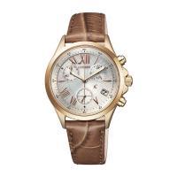 シチズン CITIZEN クロスシー クロノ レディース 腕時計 FB1402-05A 国内正規  ...
