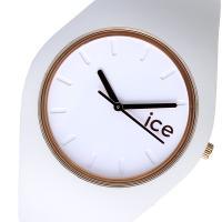 アイス ウォッチ ICE WATCH クオーツ レディース 腕時計 ホワイト ベルギーの国民的ウォッ...