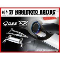 柿本マフラー Class KR('10加速騒音新規制対応モデル)  ジェイド DAA-FR4 15/...