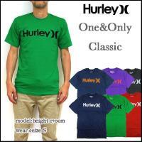 HURLEY(ハーレー)より、USA企画のONE&ONLY Tシャツ メンズが入荷です。クラ...