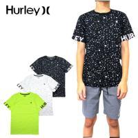 HURLEY BOYS(ハーレー キッズ ボーイズ)より、Tシャツ USA企画!BOYS ALOHA...