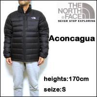 THE NORTH FACE(ザ・ノースフェイス メンズ)の ダウンジャケット ACONCAGUA ...